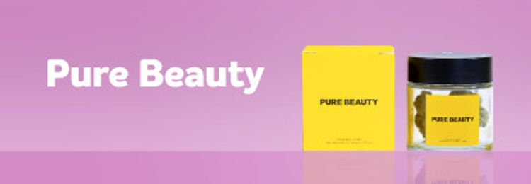 Pure Beauty Sustainably Packaged Cannabis on Grassdoor