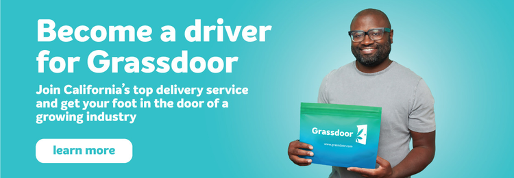 Grassdoor Become a Cannabis Delivery Driver