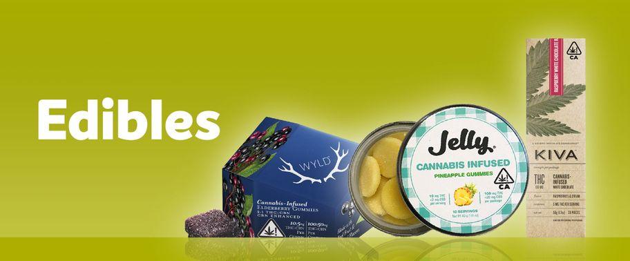 Cannabis edibles on Grassdoor