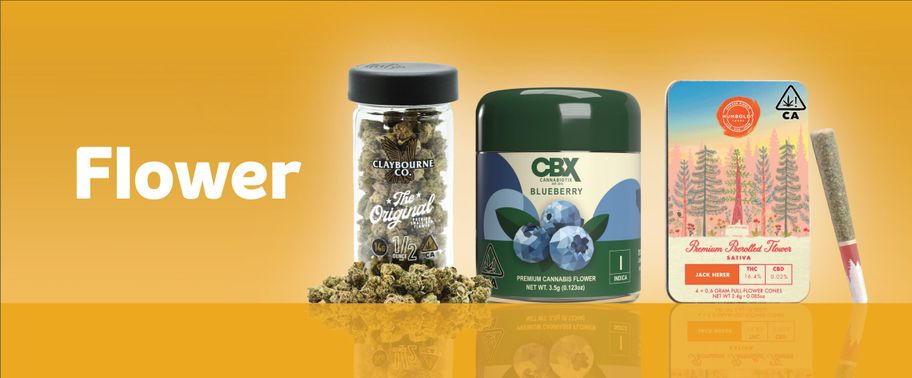 Shop Cannabis Flower on Grassdoor Delivery