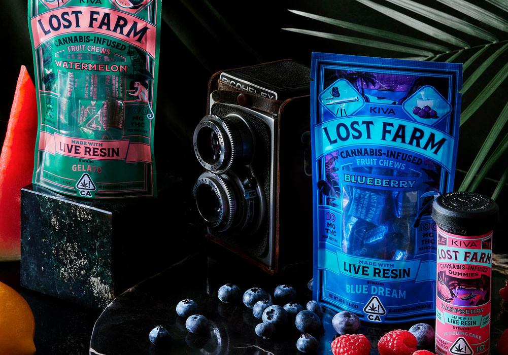 Lost Farm Gummies and Chews