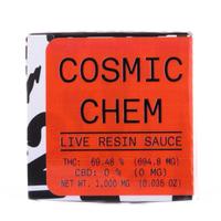 Cosmic Chem Live Resin Sauce