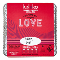Sensuali-Tea Tin of 4