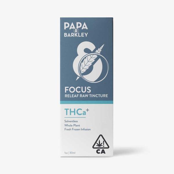 THCa Focus Tincture (15ml)