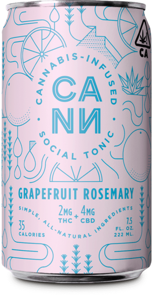 Grapefruit Rosemary 6pk