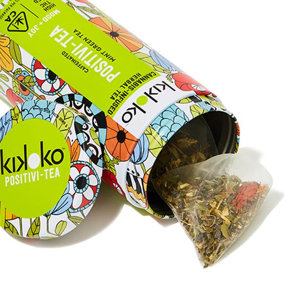 Positivi-Tea Can of 10