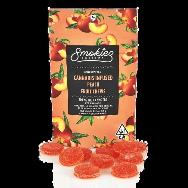 Peach Fruit Chews