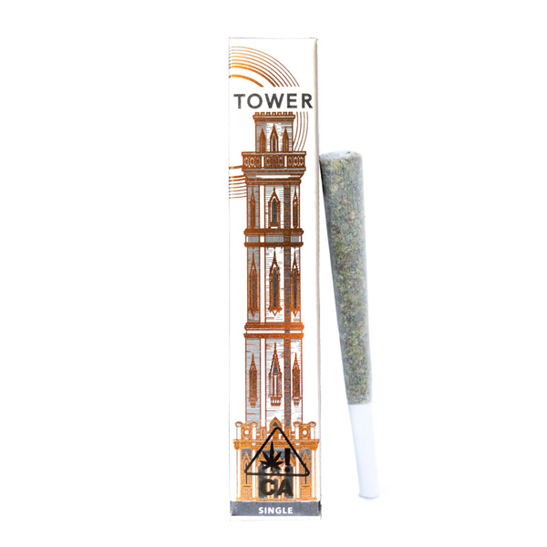 White Fire Tower