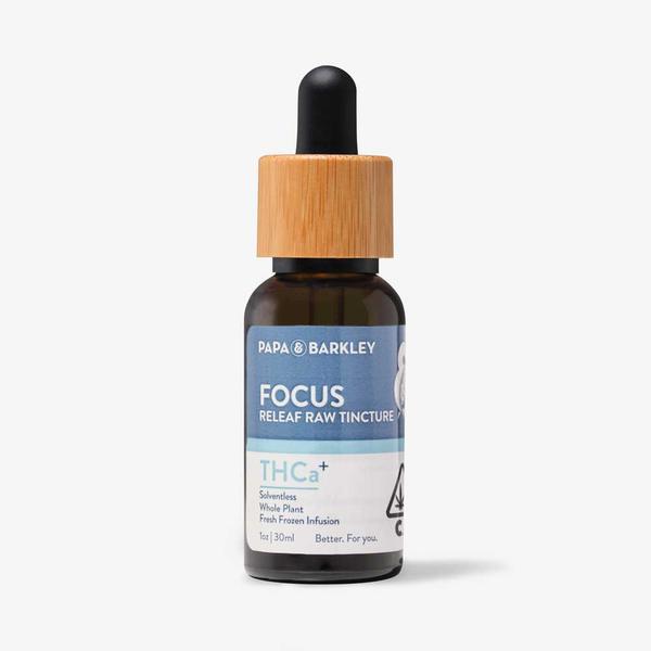 THCa Focus Tincture (30ml)