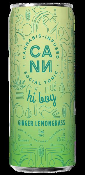 Ginger Lemongrass Hi Boy 4pk